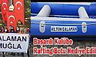 Dalaman Sarsala Rafting Kulübüne Hilton Oteli'nden Bot