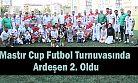 Doğu Karadeniz Master Cup 2021 Futbol Turnuvası Sona Erdi
