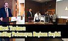 Fikret Yardımcı Türkiye Rafting Federasyonu Genel Kurulunda Başkan Seçildi