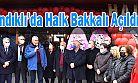 Fındıklı Belediyesi Halkın Bakkalı Adı Altında İş Yeri Açtı