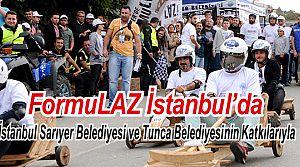 Formulaz yarışı İstanbul'a taşındı!