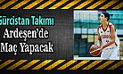 Gürcistan Basket Takımı Ardeşen'e Geliyor