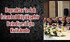 İstanbul Büyükşehir Belediyesine Adı Geçiyor