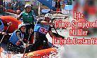 İtalya'da Yapılan Dünya Şampiyonasına Türk'ler Damga Vurdu