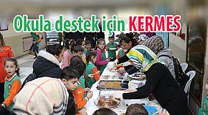 Karaoğlu'ndaki Kermese Bürokrasiden Tam Destek