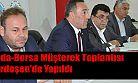 Oda-Borsa Müşterek Toplantısı Ardeşen'de Yapıldı