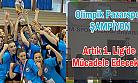 Olimpik Pazarspor Kadın Hentbol takımı Şampiyon