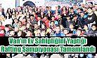 Rafting Federasyonu Tarafından Türkiye Şampiyonasının 2. Ayağı Van'da Tamamlandı