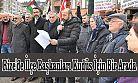 Rize'de İlçe Başkanları Kudüs İçin Bir Arada