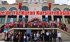 Rize'de Yaz Kuran Kursları Başladı
