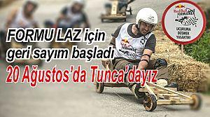 Rize'deki Formulaz Yarışları 20 Ağustos'da Düzenlenecek