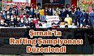 Şırnak Beytüşşebap'ta Türkiye Şampiyonası