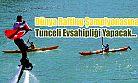 Tunceli Dünya Raftingine Ev Sahipliği Yapmaya Hazırlanıyor