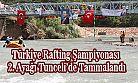 Türkiye Rafting 2. Ayak Yarışları Tunceli'de Tamamlandı