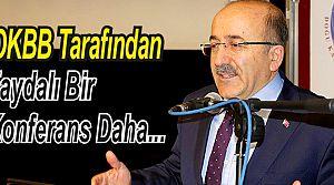 Türkiye'de Başkanlık Sistemi ve Yerel Yönetimler Konferansı yapıldı.