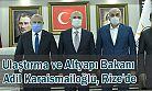 Ulaştırma ve Altyapı Bakanı Adil Karaismailoğlu, Rize'de