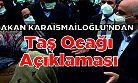 Ulaştırma ve Altyapı Bakanı Karaismailoğlu İkizdere'de yapılması planlanan taş ocağıyla ilgili açıklama yaptı