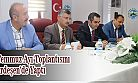 Vali Muhtarlarla Temmuz Ayı Toplantısını Ardeşen'de Yaptı