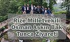 Vekil Bak Tunca Vadisi Turizme Kazandırılmalı Dedi