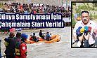 WRF Dünya Rafting Federasyonu Türkiye'nin de Ev Sahipliğinde Bir İlke İmza Atıyor.