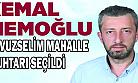 Yavuz Selim Mahallesinde Sandıktan Memoğlu Galip Çıktı