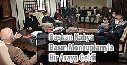 10 Ocak Gazeteciler Gününde Merhum Ahmet