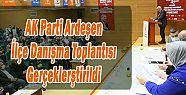 AK Parti Ardeşen İlçe Teşkilatı İlçe