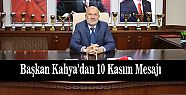 """Ardeşen Belediye Başkanı Avni Kahya """"10"""