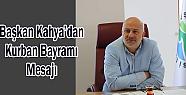 Ardeşen Belediye Başkanı Avni Kahya'dan