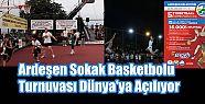 Ardeşen Sokak Basketbolu