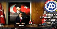 Ardeşen TSO Başkanı Kuyumcu'dan Bayram
