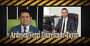 Ardeşen Vergi Dairesi Müdürü İstanbul'a...