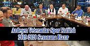 Ardeşen Veteranlar Spor Kulüp 2019 - 2020