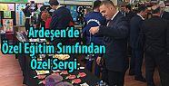 Ardeşen Yavuz Selim Okulunda Özel Sergi