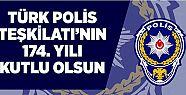 Ardeşen'de Türk Polis Teşkilatının