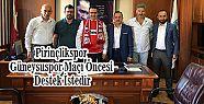 Başkan Gültekin'den Sportif Kulüplere