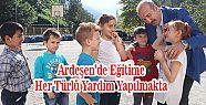 Başkan Gültekin'in Okul Ziyaretleri