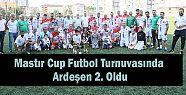 Doğu Karadeniz Master Cup 2021 Futbol Turnuvası