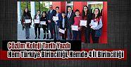 Hamidiye Çözüm Koleji Öğrencisi Türkiye