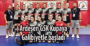 Hentbolda kadınlar Türkiye Kupası 1.