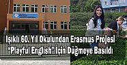 Işıklı 60. Yıl Okulundan Erasmus Projesi