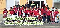 Pazar Bölge Trafikten Öğrencilere Trafik...