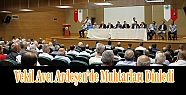 Rize Milletvekili Muhammed Avcı Ardeşen'de