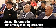 Rize Valisi Kemal Çeber, Arama-Kurtarma