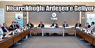 TOBB Başkanı Rifat Hisarcıklıoğlu Ardeşen'e