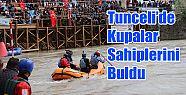 Tunceli Munzur Nehrinde Rafting