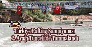 Türkiye Rafting 2. Ayak