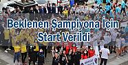 Türkiye Rafting Şampiyonası İçin Start
