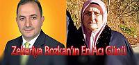 Zekeriya Bozkan'ın Acı Kaybı