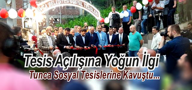 Tunca belediyesinin Büyük Günü